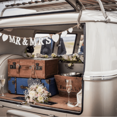 Wedding Campervan 2