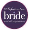 Featured in Bride Magazine
