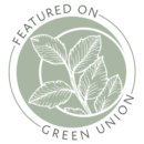 GREEN UNION FEATURED BADGE DEC 2018